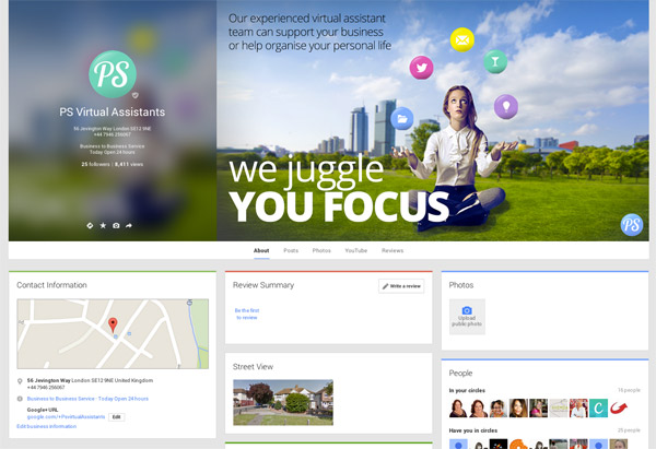 How To Google Plus Page Merge