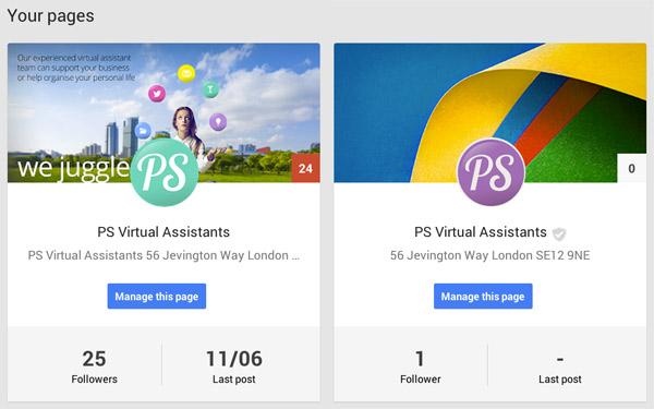 Virtual Assistants Google Plus